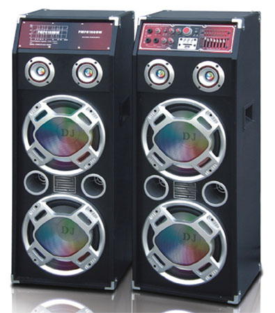 A-208 professional active speaker