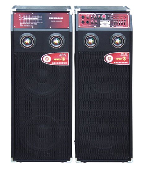 A3-210 professional active speaker