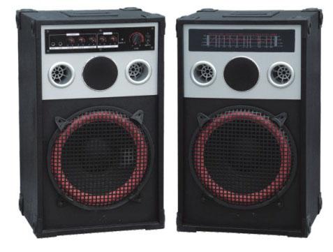 MA-15 professional active speaker