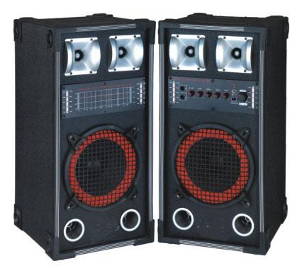 MB-6 professional active speaker